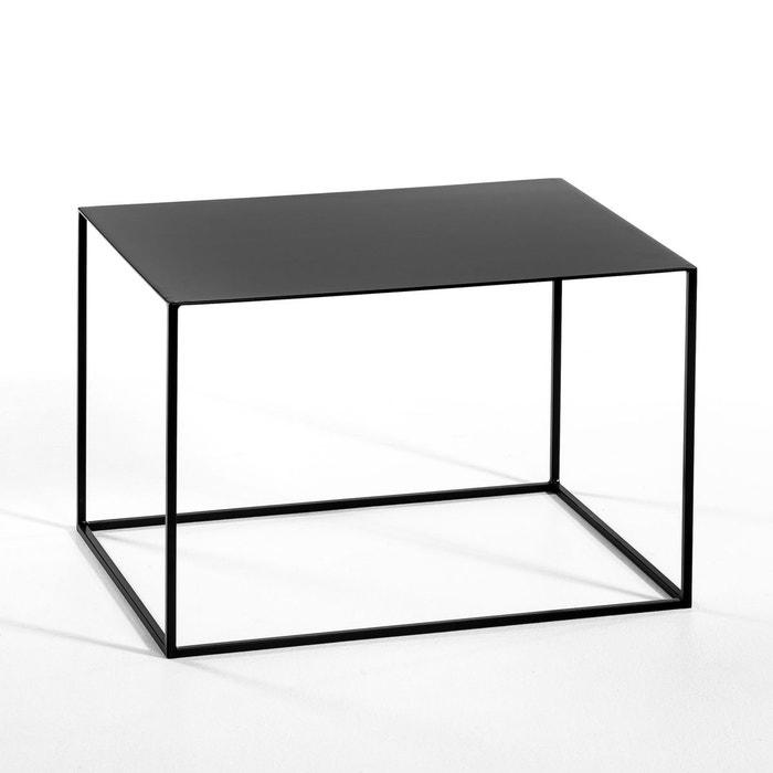 bout de canap romy rectangulaire am pm la redoute. Black Bedroom Furniture Sets. Home Design Ideas