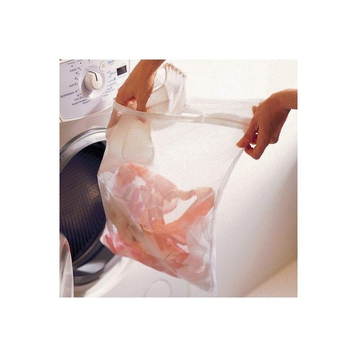 313e23b7c2 Filet de lavage 40x30 cm spécial lingerie blanc Julimex | La Redoute