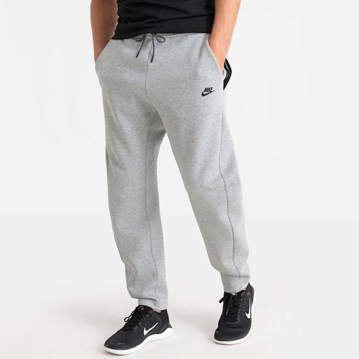 Pantalon tech fleece gris chiné Nike  29c6f5fbb81