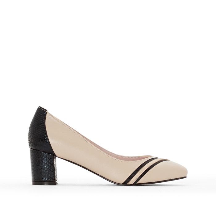 Image Leather Heels ANNE WEYBURN