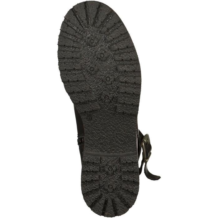 Bottes noir Tamaris