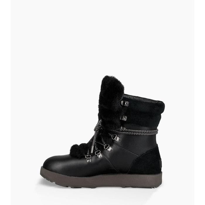 Boots viki waterproof noir Ugg