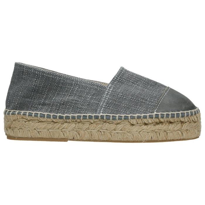 Espadrille nyx gris Polka Shoes Vente À Chaud À Vendre Avec Vente Paypal En Ligne Magasin Pas Cher UhIweJfM