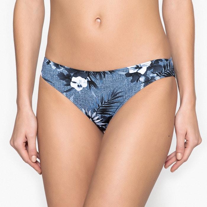 Culotte per bikini, a fiori  La Redoute Collections image 0