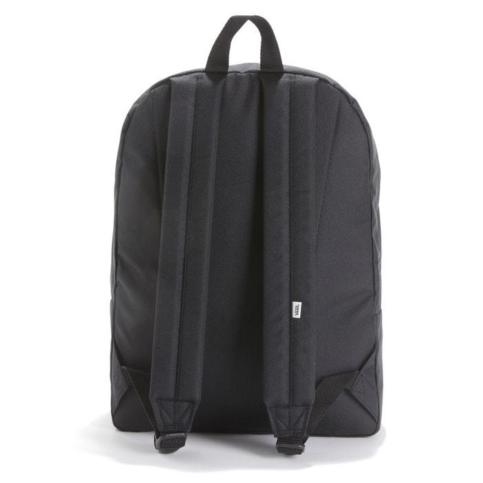 d36db091c01 Rugzak realm backpack zwart/wit Vans | La Redoute
