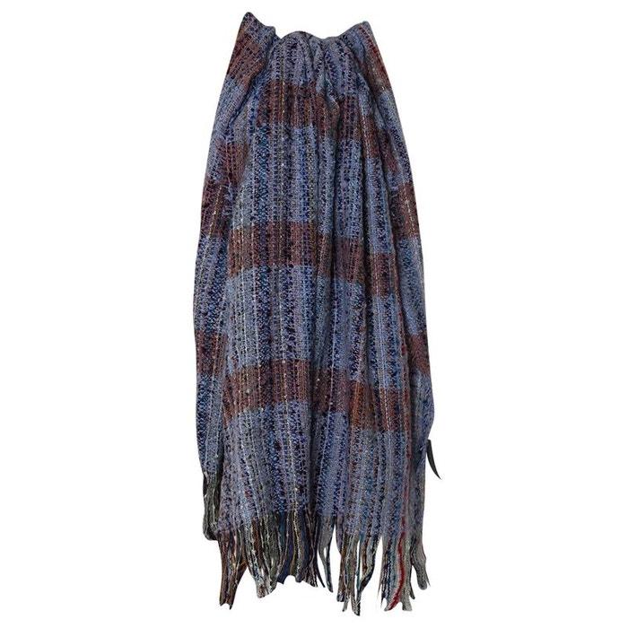 Grosse écharpe XXL lavande chinée CHAPEAU-TENDANCE image 0. Ce produit a  bien été ajouté à votre liste de préférés. 13c62af453d