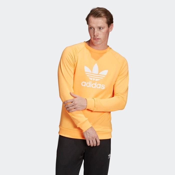 adidas sweat orange