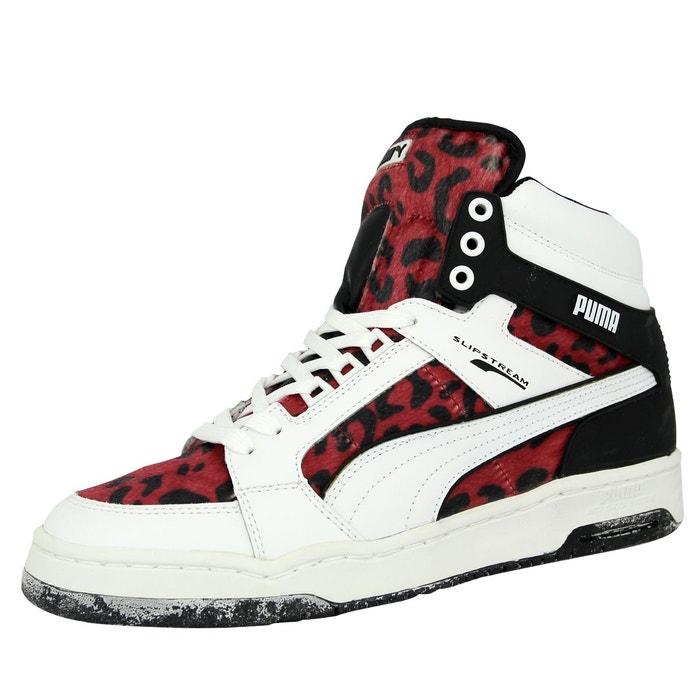 Puma slipstream anml chaussures mode sneakers unisex blanc slipstream  blanc Puma  La Redoute
