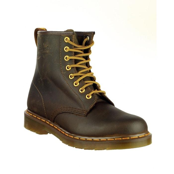 dr martens 1460z chaussures montantes homme marron dr martens la redoute. Black Bedroom Furniture Sets. Home Design Ideas