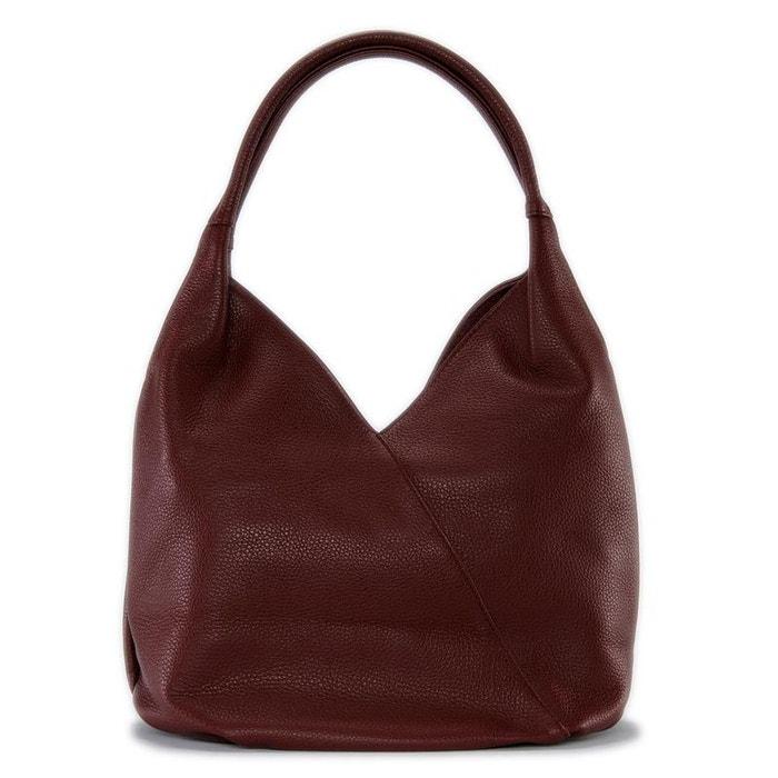 2caa29afb3 Sac à main cuir mandalay Oh My Bag   La Redoute