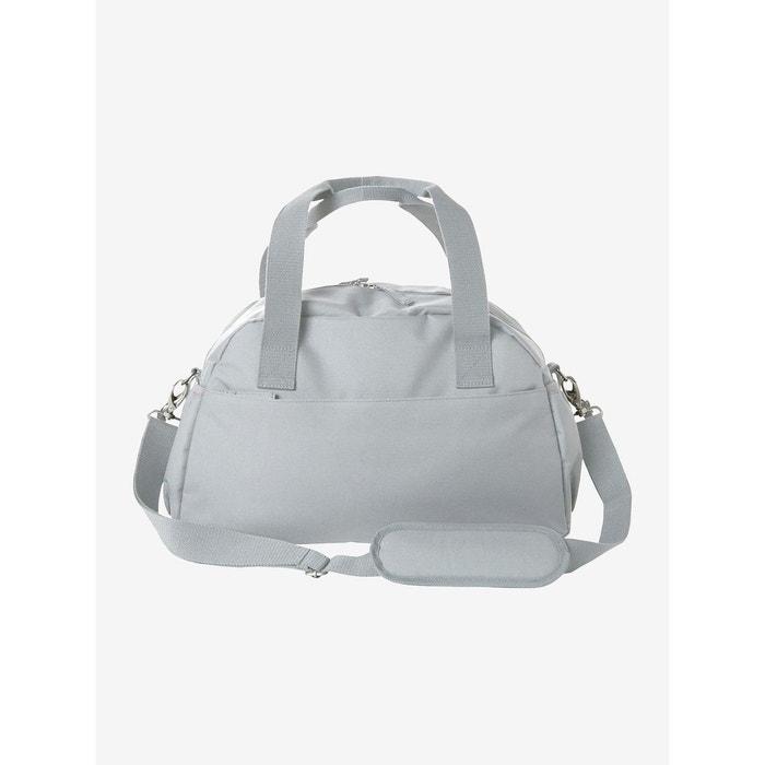 9fa2e59923 Sac à langer tout-en-un essential bag vertbaudet gris moyen uni Vertbaudet    La Redoute
