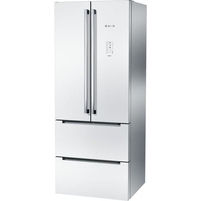 Réfrigérateur Combiné Multiportes Bosch Kmfsw Blanc Bosch La - Réfrigérateur multi porte