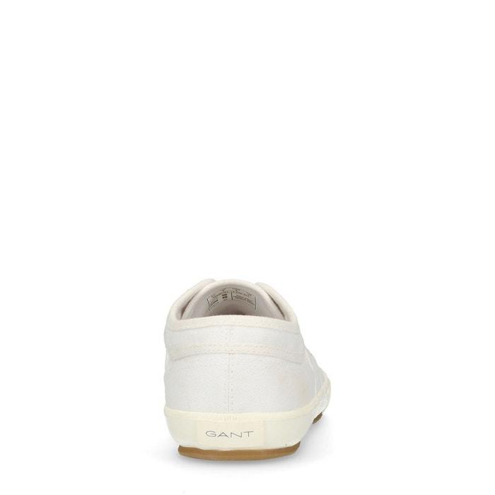 Gant baskets blanc Sacha