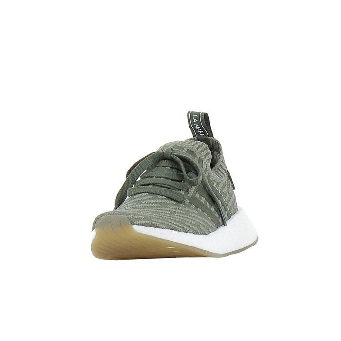 Basket adidas originals nmd r2 primeknit - by9953 vert Adidas Originals