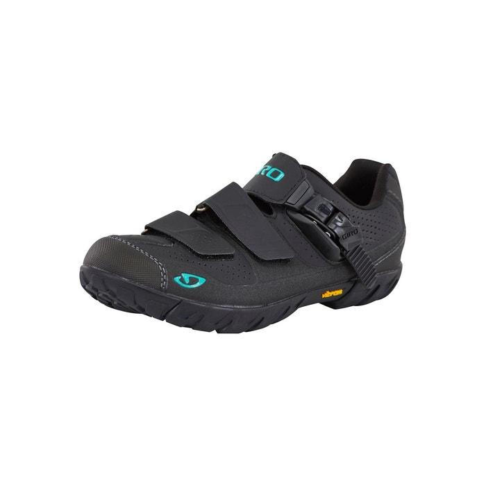 Chaussures à bouton Giro noires Hmk8E