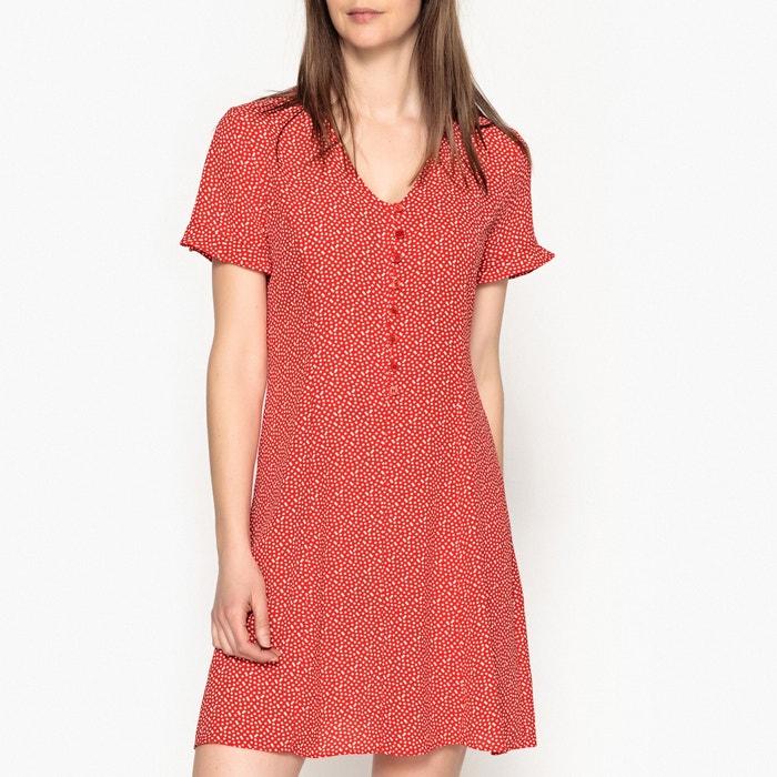 Panama Polka Dot Print Dress  LA BRAND BOUTIQUE COLLECTION image 0