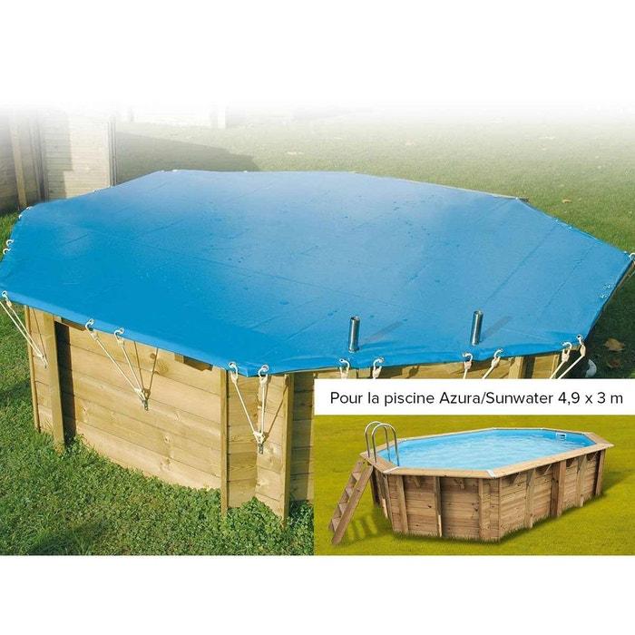 bache piscine la redoute. Black Bedroom Furniture Sets. Home Design Ideas