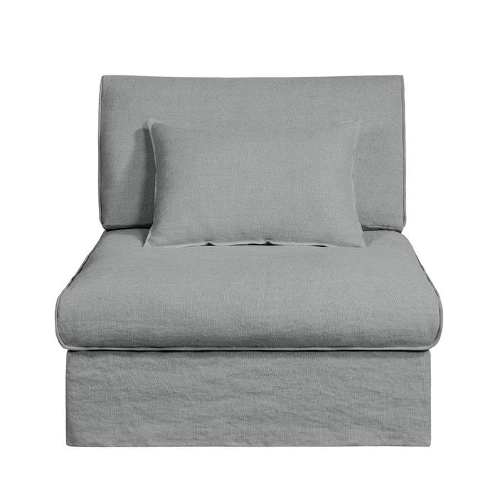 chauffeuse camille lin pais am pm la redoute. Black Bedroom Furniture Sets. Home Design Ideas