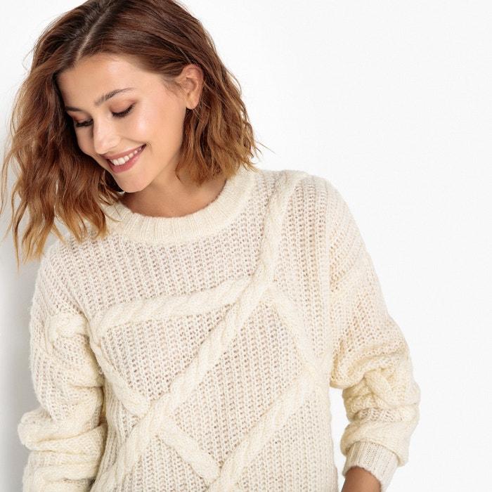 Пуловер с круглым вырезом из тонкого трикотажа  SELECTED FEMME image 0