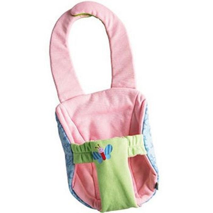 Porte-bébé pour poupée bébé Luca 40 cm HABA