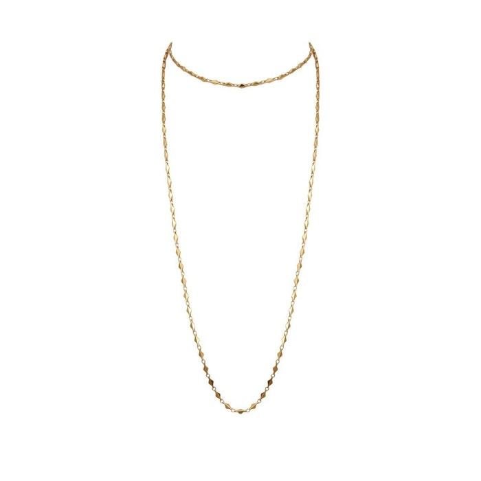 Nouvelle Arrivée Pas Cher En Ligne Long sautoir doré diamonds multicolore Caroline Najman | La Redoute Acheter Pas Cher Vraiment EHsPh3V