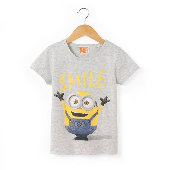 T-shirt imprimé, 3 - 12 ans  en solde LES MINIONS image 0