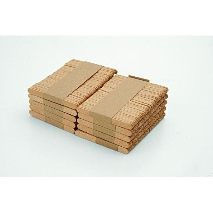 100 bâtonnets pour moule à glace  SILIKOMART image 0