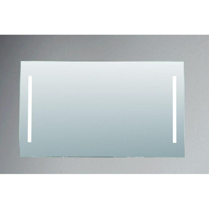 Miroir De Salle De Bains Led 70 Cm X 120 Cm Hxl Pradel La