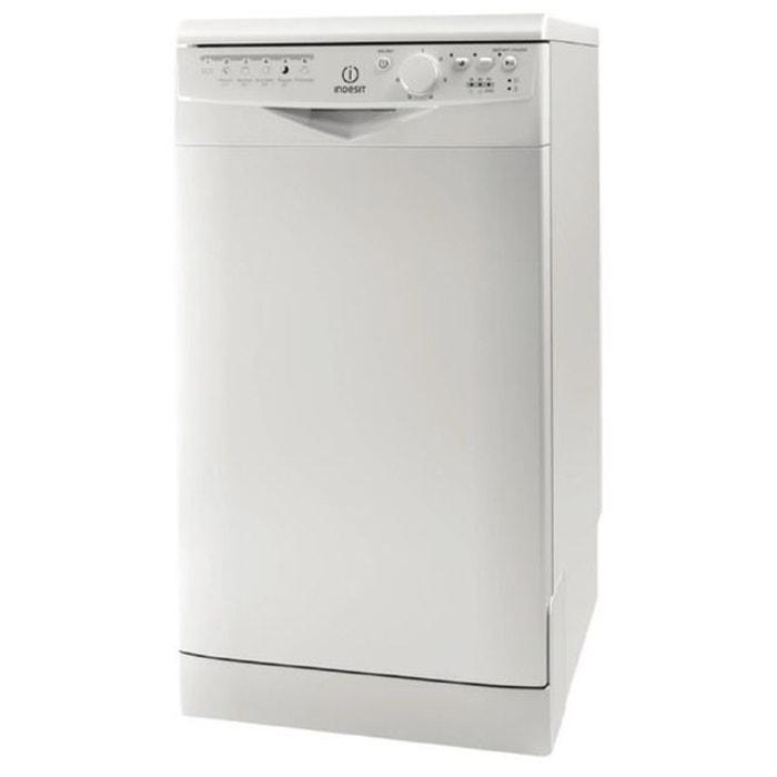 Lave vaisselle indesit dsr26m19fr blanc indesit la redoute - La redoute vaisselle ...