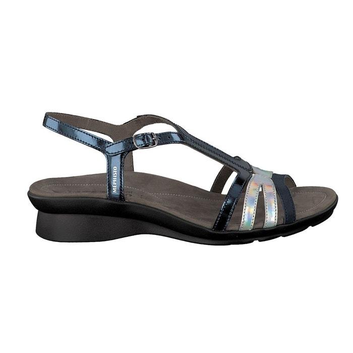 Sandales paolina  bleu Mephisto  La Redoute