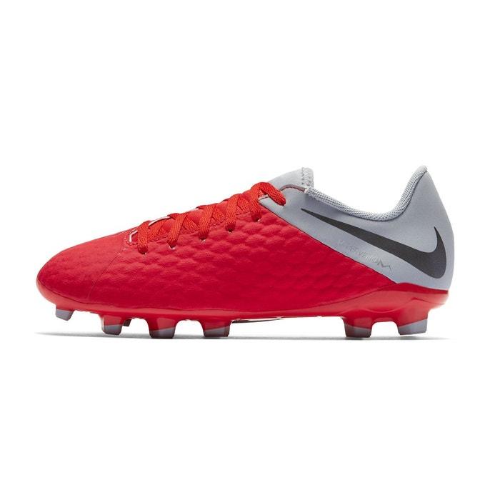 Academy Nike Phantom Chaussures Football Iii Rouge Fg Hypervenom wqXqtp5