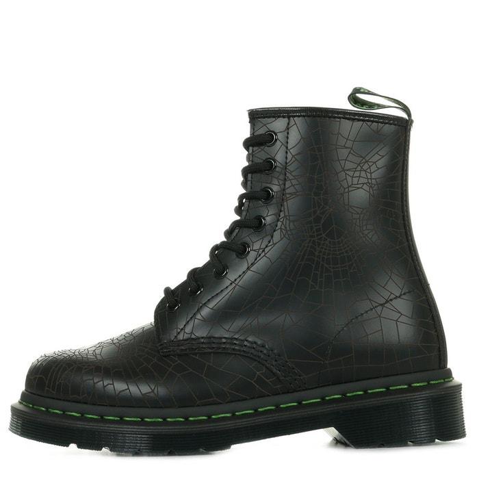 Sw Dr Skull La 1460 Web Martens Clair Smooth Redoute Noir Boots Vert 5WFvnxWq