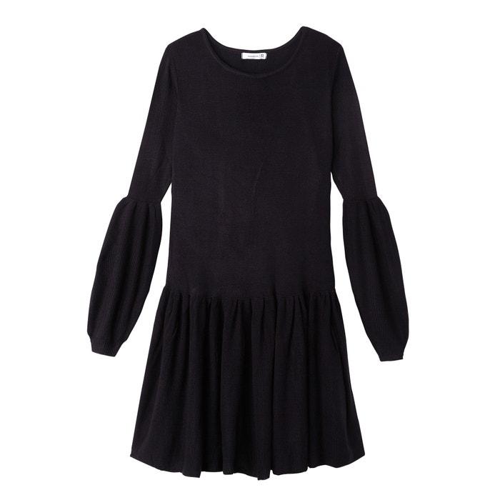 Платье расклешенное короткое с длинными рукавами  MADEMOISELLE R image 0