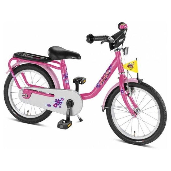 bicyclette v lo z8 lovely rose sans stabilisateur rose puky la redoute. Black Bedroom Furniture Sets. Home Design Ideas