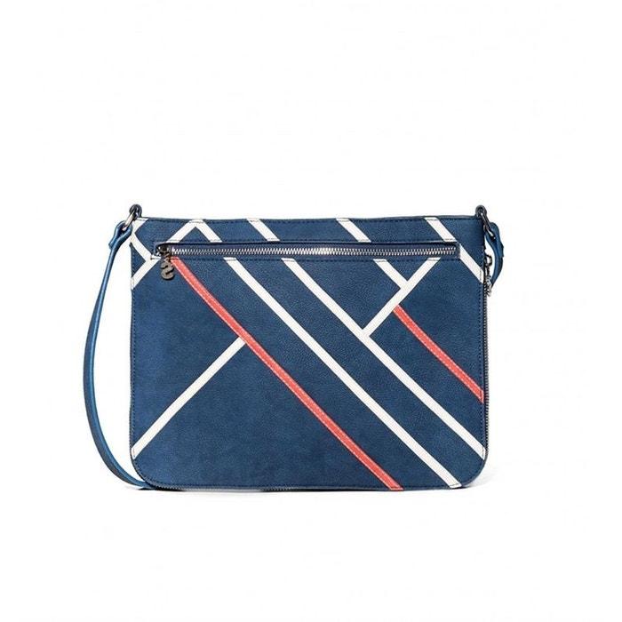 Cabas / sacs shopping synthétique bleu Desigual | La Redoute Footlocker Images En Ligne Pas Cher Pas Cher 2018 Unisexe 3mij9ij