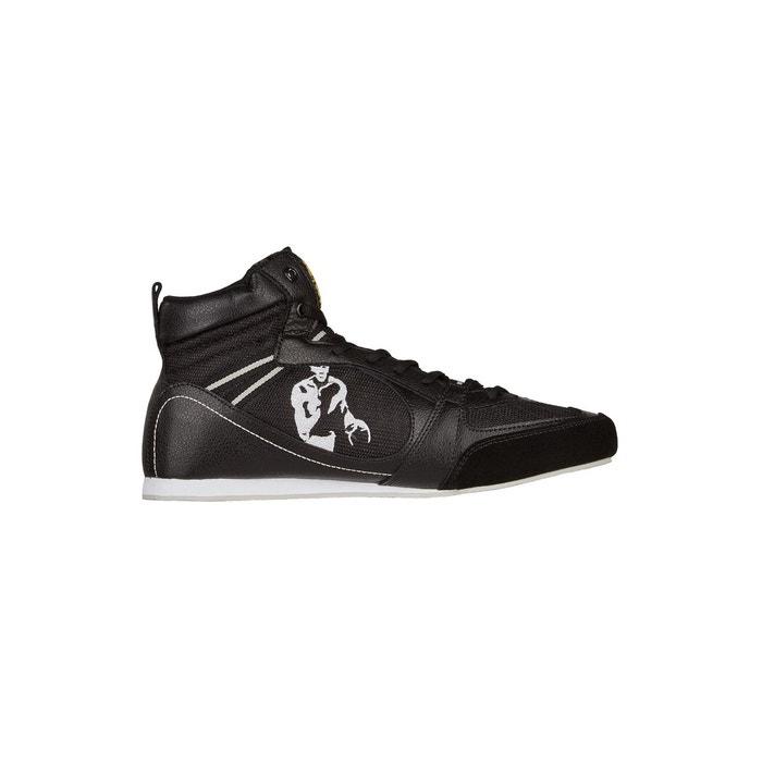 Chaussures de boxe the rock noir Benlee Rocky Marciano