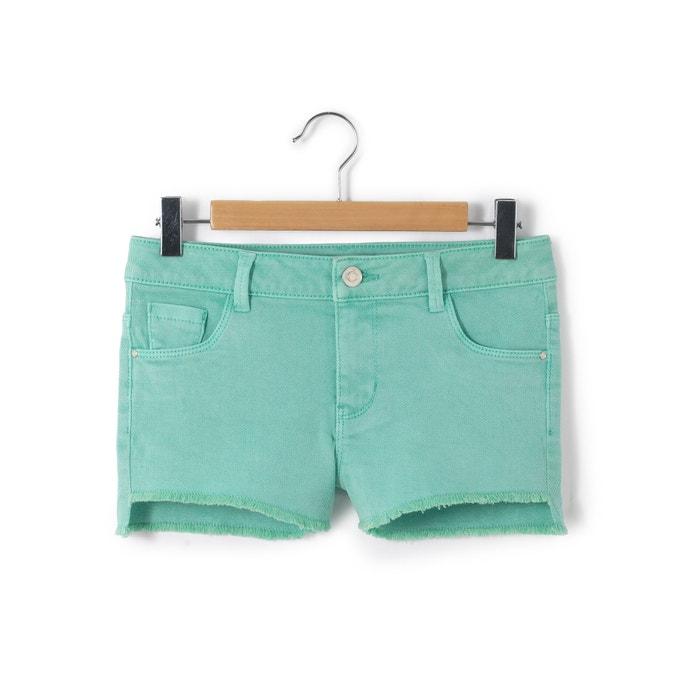 Shorts cinque tasche da 10 a 16 anni  La Redoute Collections image 0