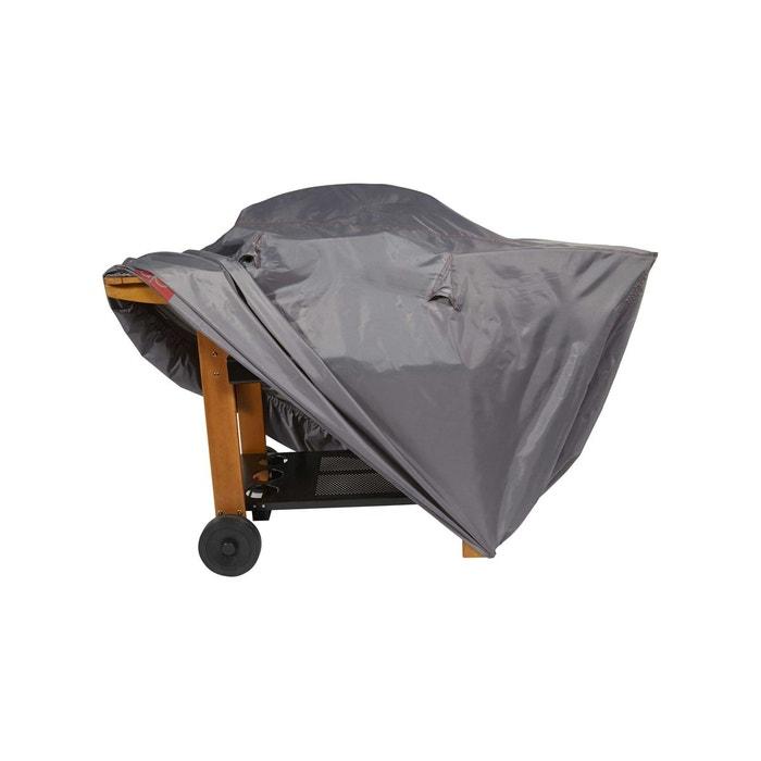 housse de protection pour barbecue maxi 170 x 100 cm gris oviala la redoute. Black Bedroom Furniture Sets. Home Design Ideas