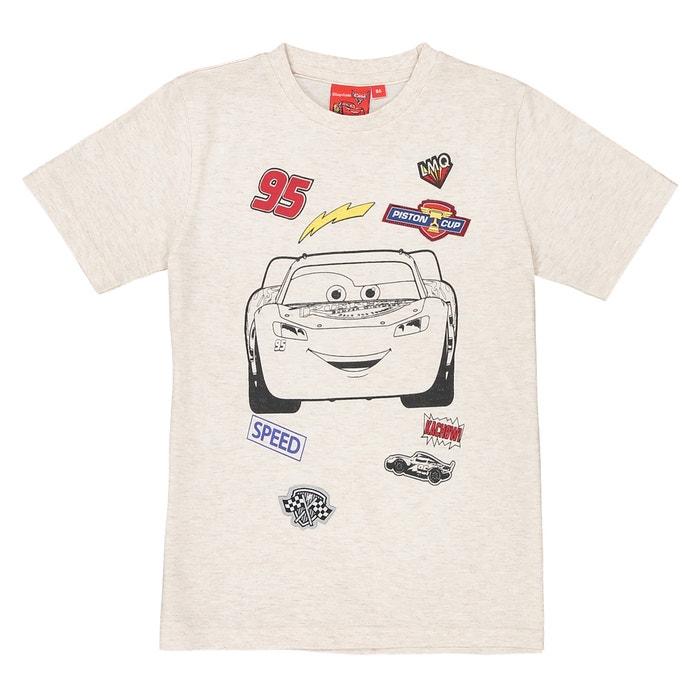 T-shirt 2 - 8 anni  CARS image 0