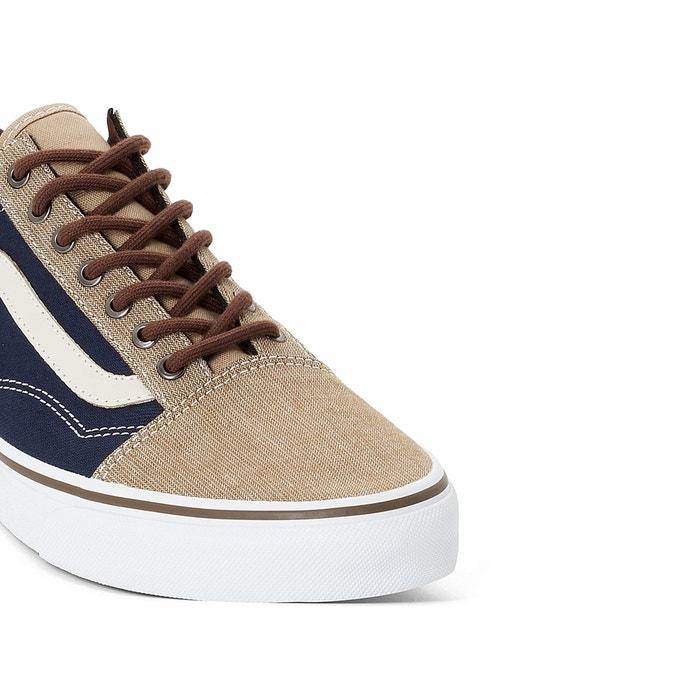 Baskets ua old skool marine/taupe Vans