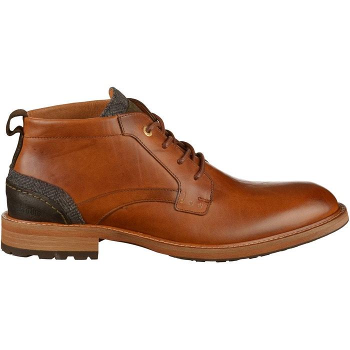Marron Basses Pantofola Chaussures Cuir D'oroLa Redoute 29eDHWEIYb