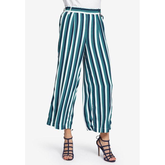 aa21b6be9a1873 Pantalon avec taille élastique CARENE