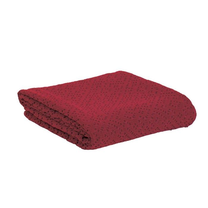 jet de lit ad le coquelicot vivaraise la redoute. Black Bedroom Furniture Sets. Home Design Ideas