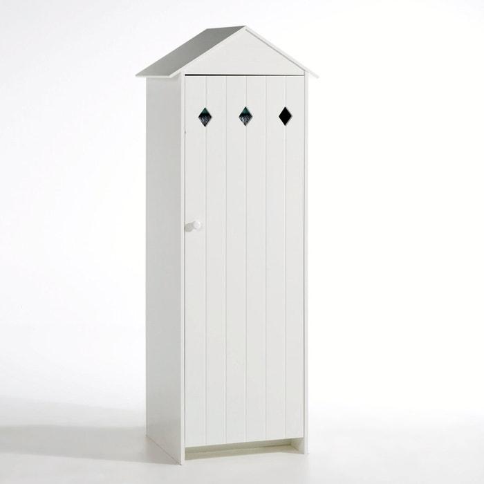 afbeelding Kast met 1 deur in gelakt MDF, Noa La Redoute Interieurs