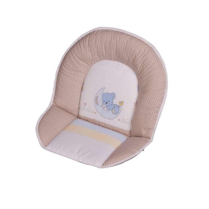 r ducteur tissus pour chaise haute b b geuther ourson geuther la redoute. Black Bedroom Furniture Sets. Home Design Ideas