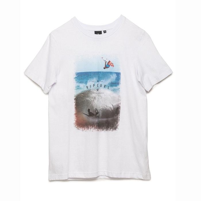 afbeelding T-shirt met fotoprint RIP CURL