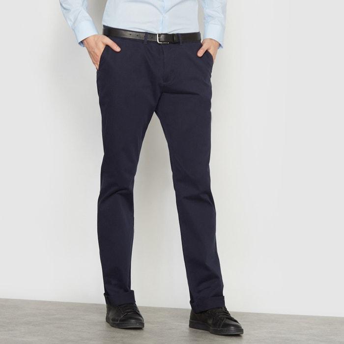Image Pantalon chino stretch coupe droite La Redoute Collections
