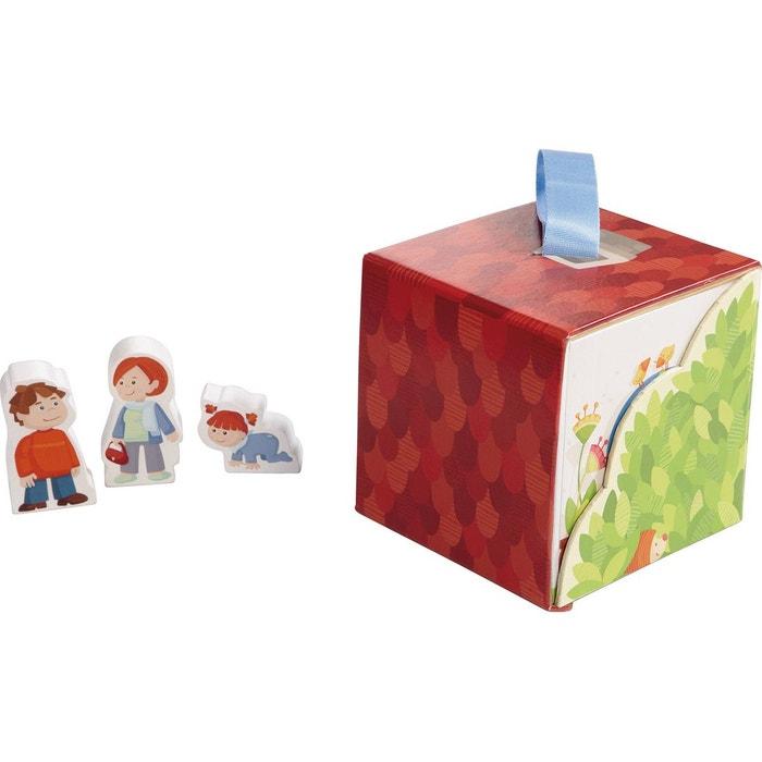 Cube univers ma petite maison haba la redoute - Ma petite maison com ...