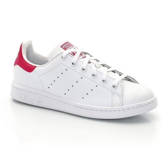 online store cc9b9 08c6d Baskets stan smith blancrose adidas Originals