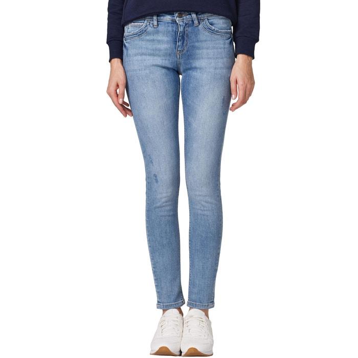 Regular Waist Skinny Jeans  ESPRIT image 0